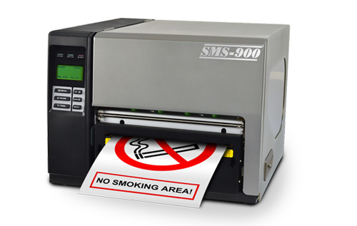 SMS-900 Pro Sign & Label System